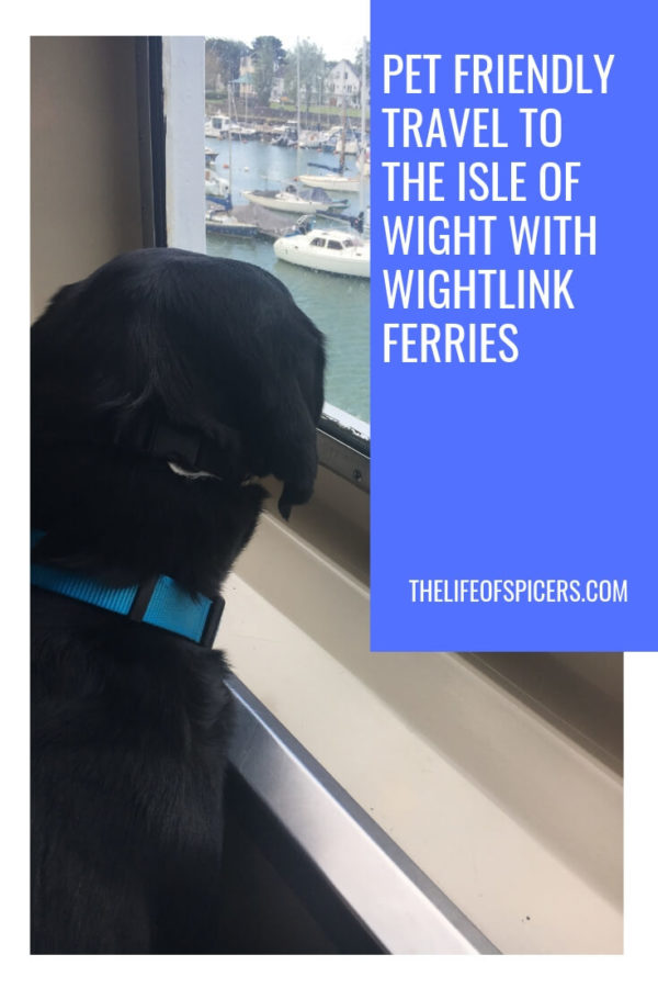 visiting the isle of wight with wightlink ferries