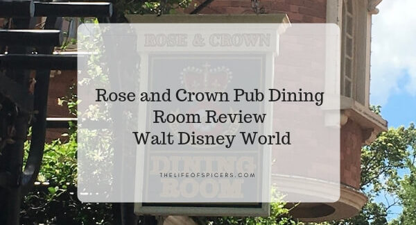 rose and crown pub dining room
