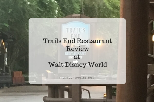Trails End restaurant review