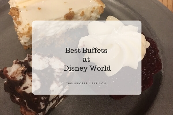 best buffets at disney world