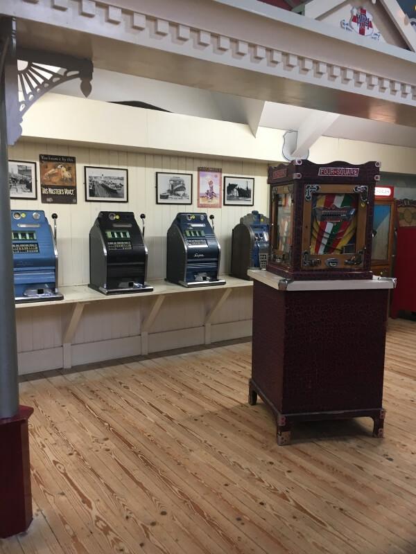 wookey hole penny arcade