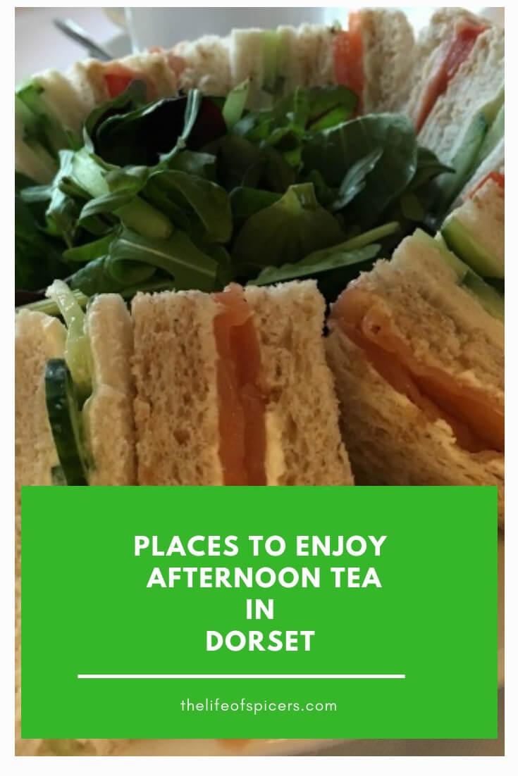 Afternoon Tea in Dorset