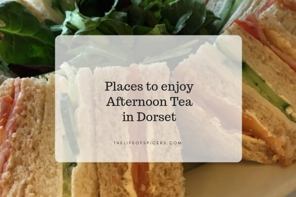 Afternoon Tea in Dorset