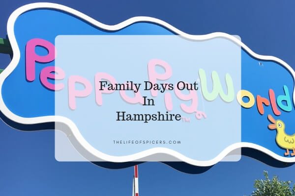 Family Days Out in Hampshire