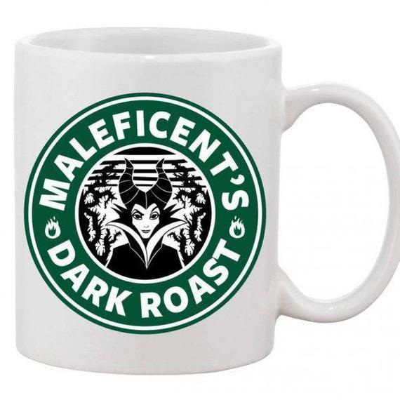 Maleficent's Dark Roast Mug
