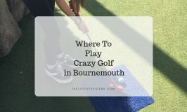 crazy golf bournemouth