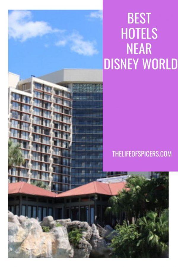 hotels near Disney World